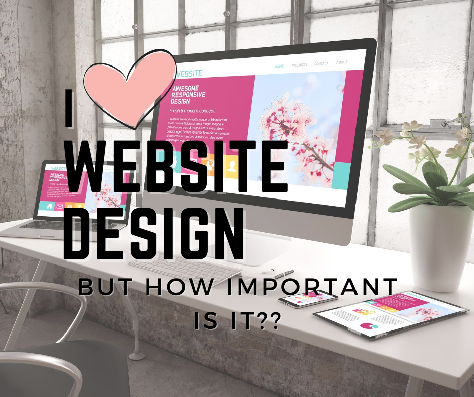 Different by Design Websites - I love website design