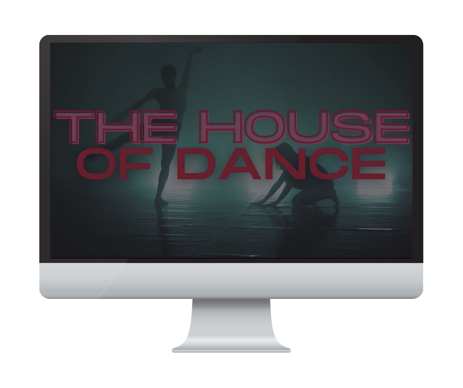 Different by Design Websites - The House of Dance