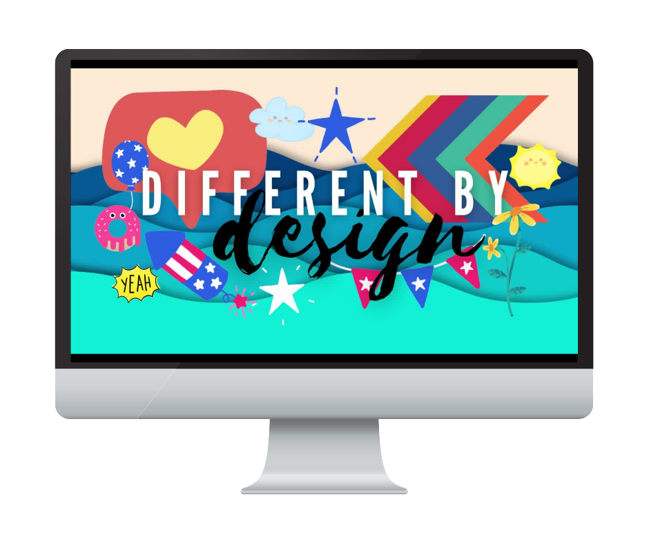Different by Design Websites - Different by Design Creative
