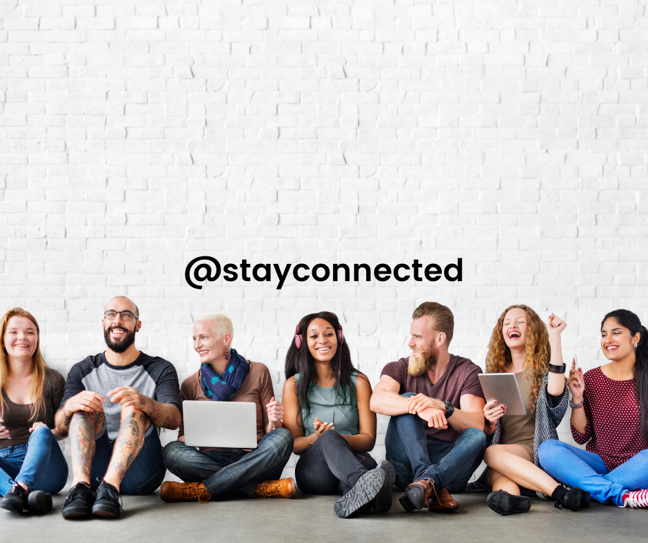 Different by Design Social Media - @stayconnected
